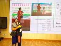"""http://m.cptoday.cn/给孩子最有仪式感的阅读节,""""辫子姐姐""""郁雨君走进上海市长白二村小学"""