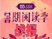 http://m.cptoday.cn/当当暑期阅读季:刘同新书预售破10万册,中小学阅读同比增长156%!